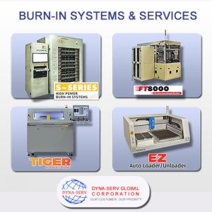 Burn-in Systems and Services